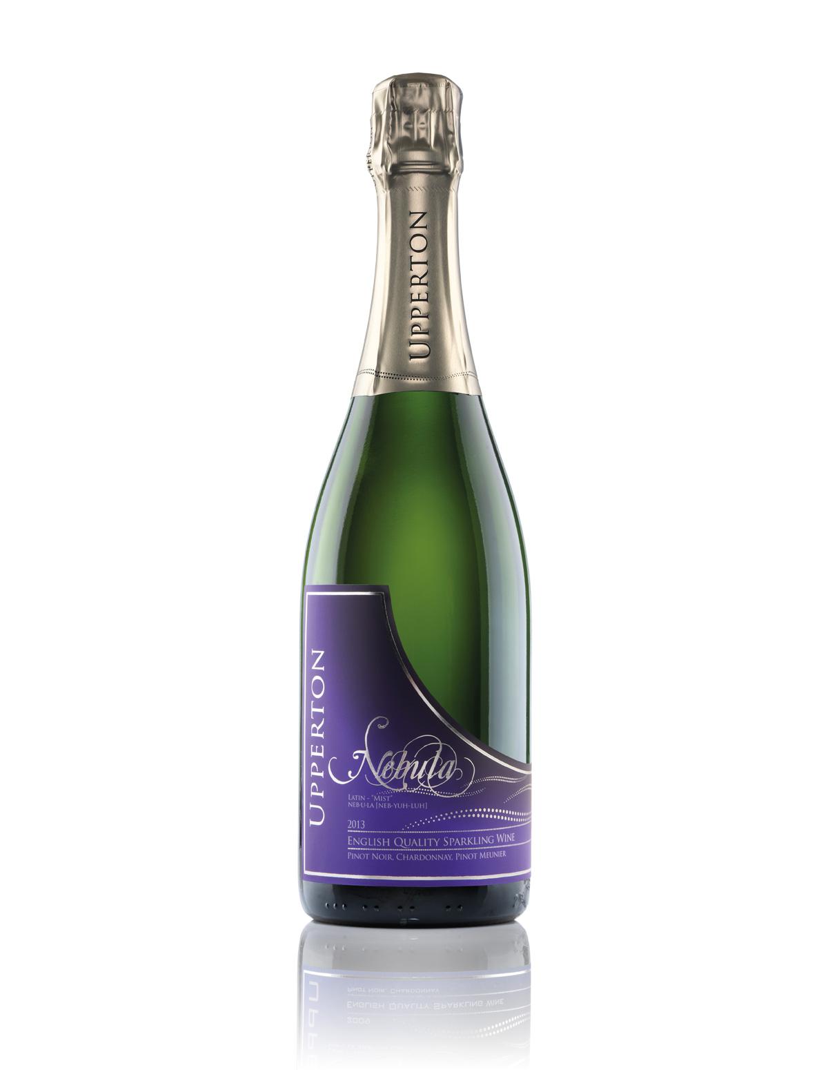 Upperton Nebula - Quality English Sparkling Wine